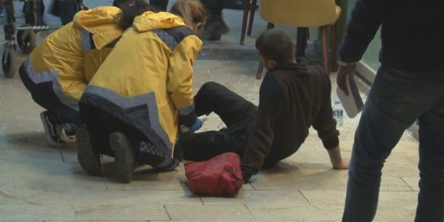 İstanbul'da çatışma! 3 kişi yaralandı