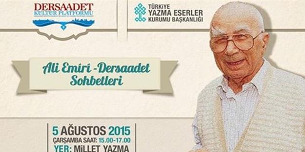 """İstanbul'da """"Cengiz Dağcı, Kırım"""" paneli düzenlenecek"""