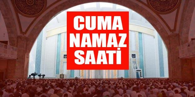 İstanbul'da cuma namazı saat kaçta? Diyanet cuma namaz saati vakti