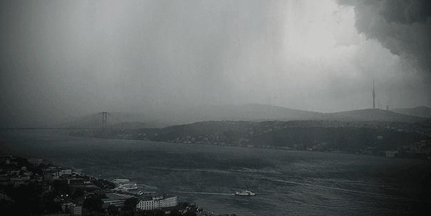 İstanbul'da da alarm verildi! Meteoroloji o illeri saat verip uyardı