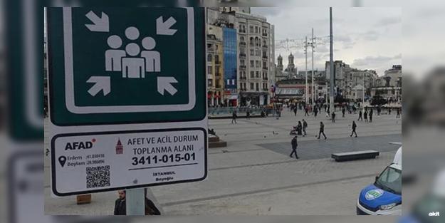 İstanbul'da deprem sonrası toplanma alanları nerede? Acil toplanma alanı sorgulaması
