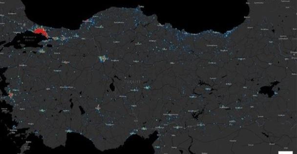 İstanbul'da en çok koronavirüs vakası hangi ilçede?