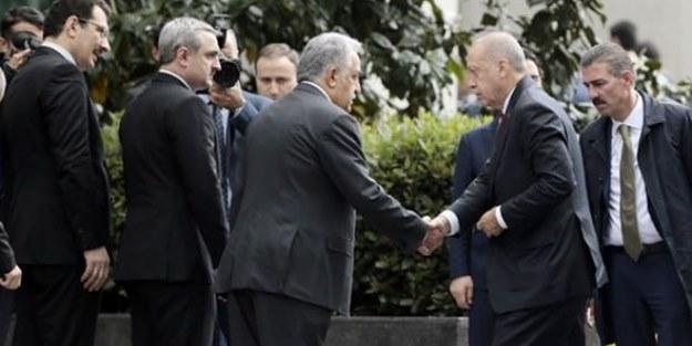 İstanbul'da Erdoğan'dan kritik toplantı