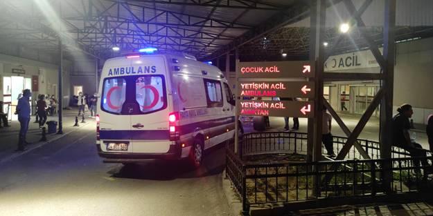 İstanbul'da gıda zehirlenmesi şüphesi! Çok sayıda kişi hastaneye kaldırıldı