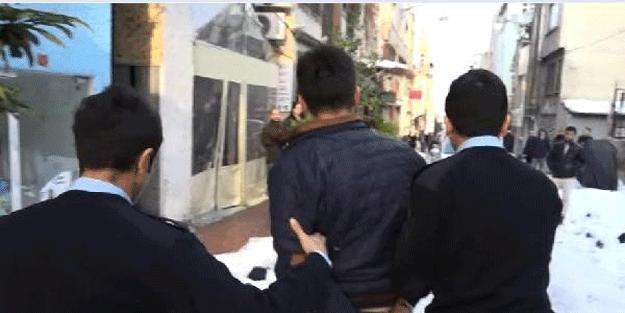 İstanbul'da hareketli saatler… Defalarca polisi arayıp yardım istedi!