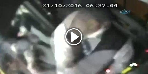 İstanbul'da İETT şoförüne saldırı