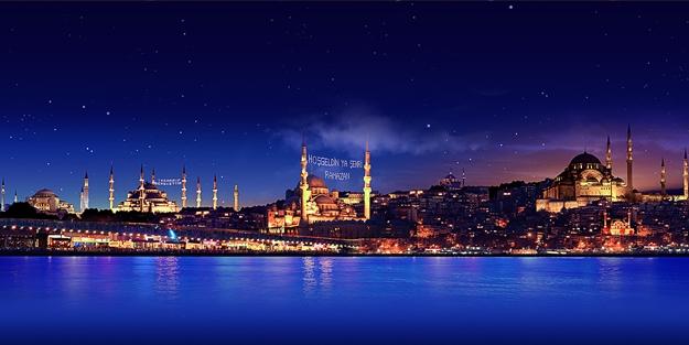 İstanbul'da iftar ne zaman?   İftara kaç saat kaldı?