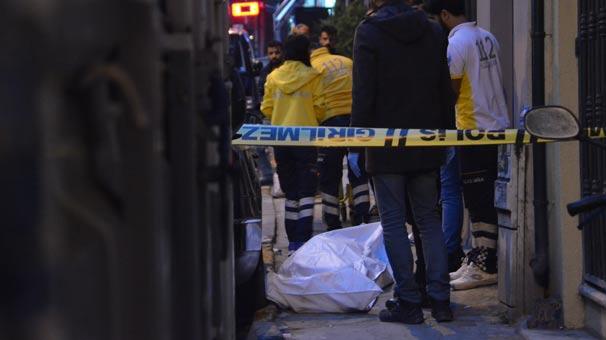 İstanbul'da kaldırımda dehşet! Kimse nedenini anlayamadı