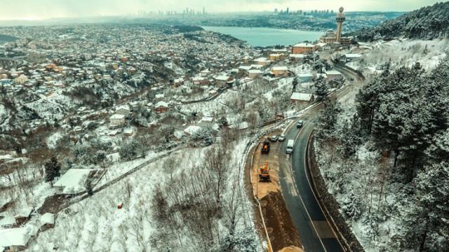 İstanbul'da kar yağışı kaç gün sürecek? Meteoroloji'den İstanbul için flaş kar uyarısı