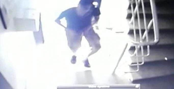 İstanbul'da kiralık otomobille ayakkabı çalan hırsız güvenlik kamerasına yakalandı