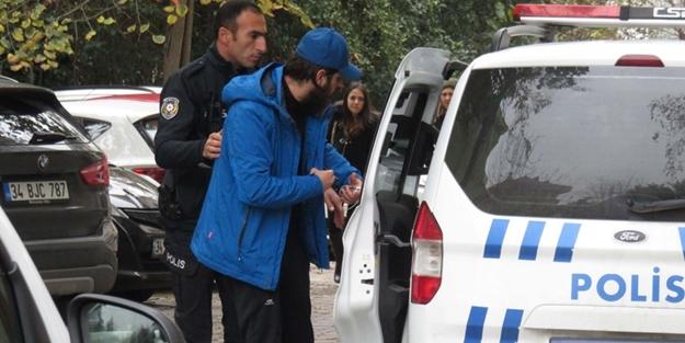 İstanbul'da köpeğini döven kişiye gözaltı