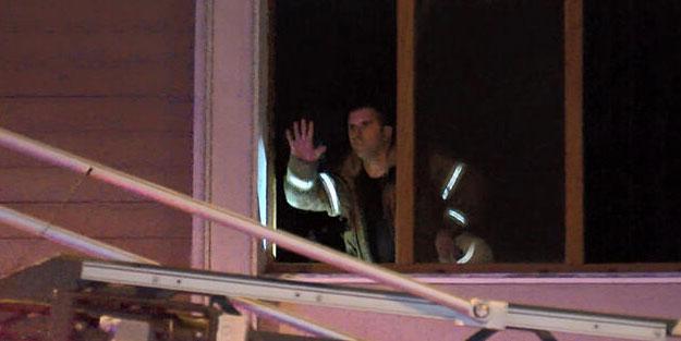 İstanbul'da korkutan yangın! 12 kişi hastaneye kaldırıldı