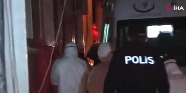 İstanbul'da koronavirüs alarmı! 4 kişilik aile karantina altına alındı