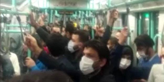 İstanbul'da koronavirüs seferi!