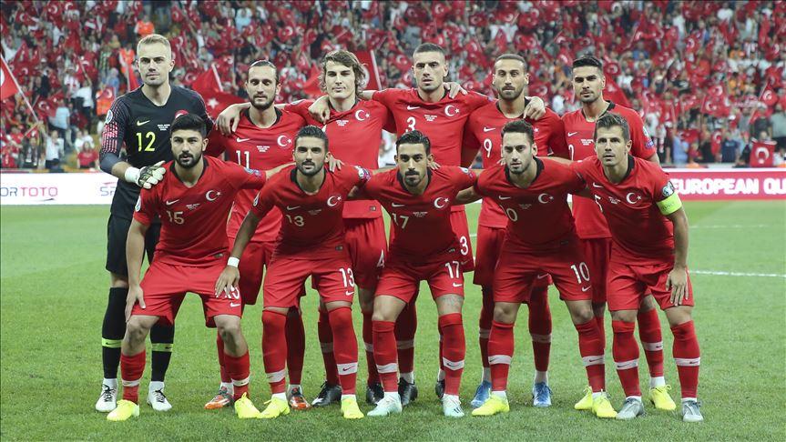 İstanbul'da milli maç hasreti sona erdi