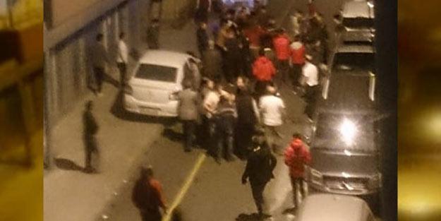 İstanbul'da ortalık karıştı! Polis vatandaşları zor sakinleştirdi