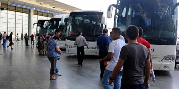 İstanbul'da otobüs seferleri durduruldu mu son dakika