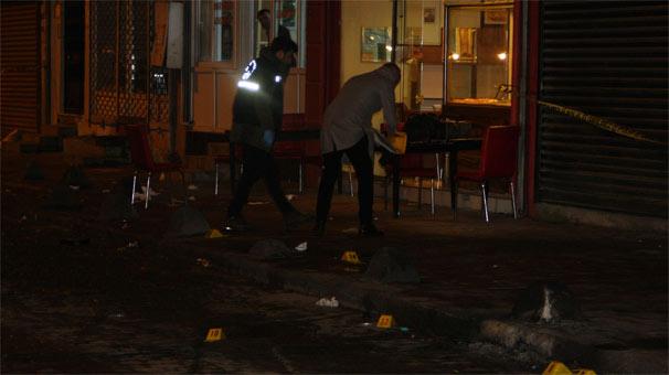 İstanbul'da pidecide oturan müşterilere silahlı saldırı: 3 yaralı