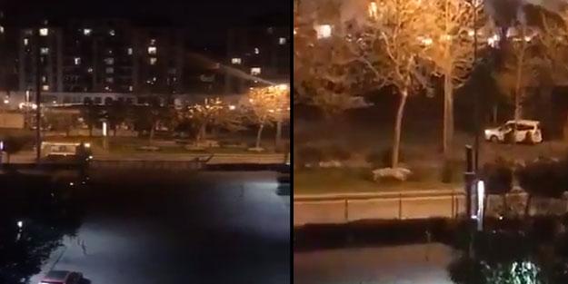 İstanbul'da polis ekiplerine ateş açıldı