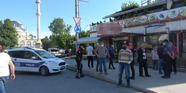 İstanbul'da restoranda pompalı dehşeti! Sandalye fırlatarak kurtuldular