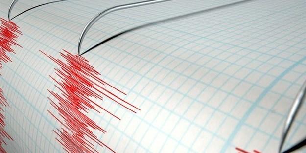 İstanbul'da yine deprem oldu! Yine sallandık