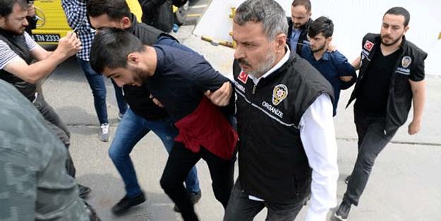 İstanbul'da Sarallar'a operasyon: 3 gözaltı