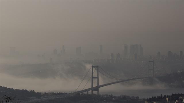 İstanbul'da şehir hatlarında sefer iptali