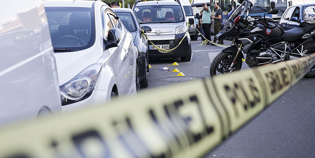 İstanbul'da sıcak anlar! Polis silahını ateşledi