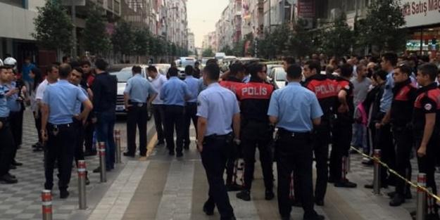İstanbul'da silah çatışma!
