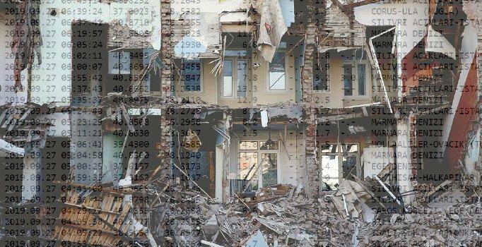 İstanbul'da son 16 saatte 144 artçı deprem oldu