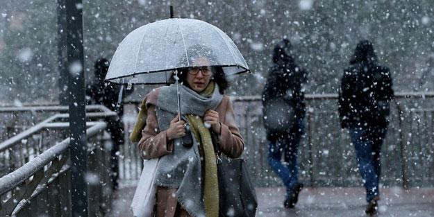 İstanbul'da son dakika kar ne zaman yağacak? Meteoroloji İBB İstanbul kar yağışı açıklamaları
