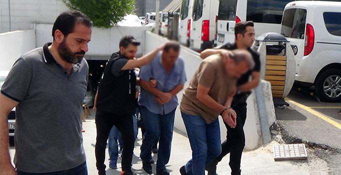 İSTANBUL'DA SUÇ ÖRGÜTÜNE OPERASYON: 16 KİŞİ GÖZALTINA ALINDI
