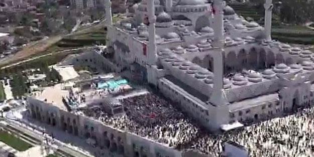 İstanbul'da tarihi gün! Erdoğan açılışı yapacak