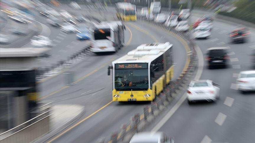 İstanbul'da toplu taşıma ücretlerine yüzde 35 zam kararı