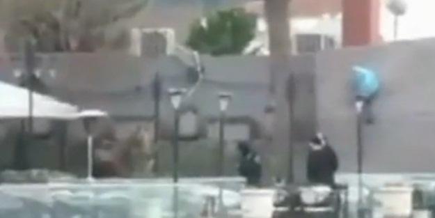 İstanbul'da ünlü restoranda silahlı saldırı