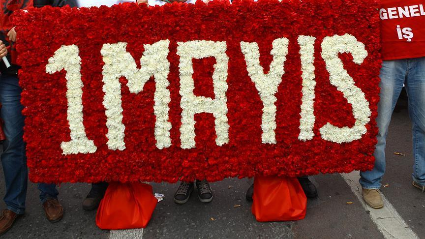 İstanbul'da yoğunlaşan 1 Mayıs önlemleri