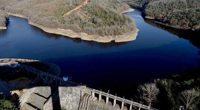 İstanbul'daki barajlar bu yıl ilk defa yüzde 50'nin altına düştü