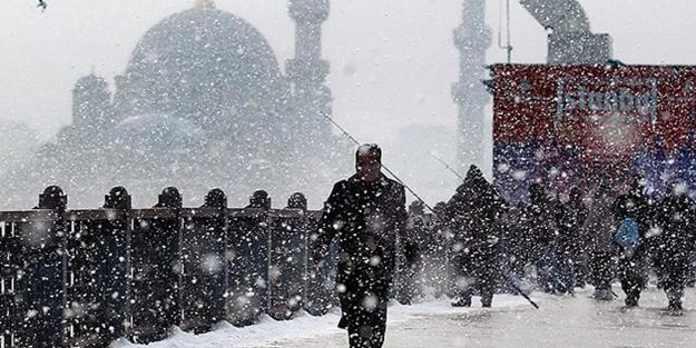 İstanbul'daki kar yağışı ne zamana kadar sürecek?