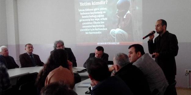 İstanbul'daki öğretmenler iyilik yarışında