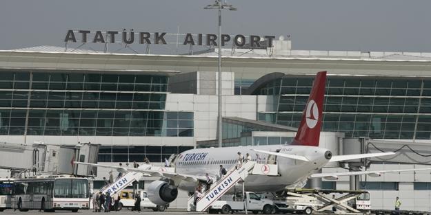 İstanbul'dan ABD'ye uçuşta elektronik yasağı getirildi