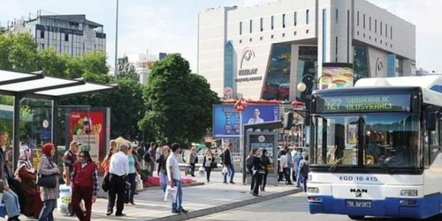 İstanbul'dan sonra Ankara da zamlı tarifeye geçti!