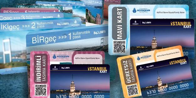 İstanbulkart nasıl nereden alınır? İstanbulkart yenileme nasıl yapılır?