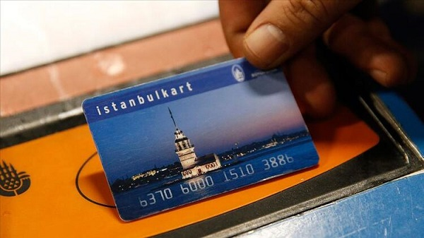 İstanbulkat'a HES kodu yükle | İstanbulkart HES kodu nereden yüklenir?