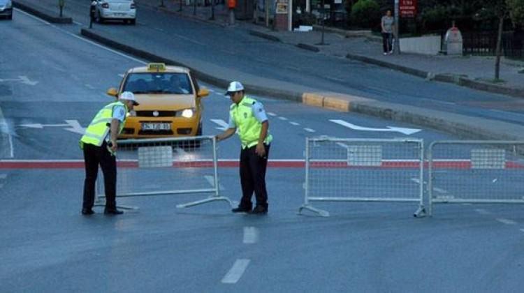 İstanbullular dikkat! Pazar bu yollar kapalı...