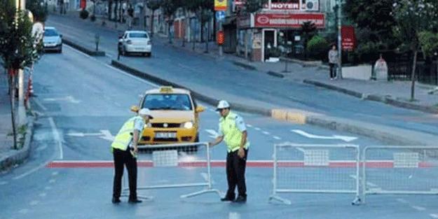 İstanbullular dikkat! Yarın bu yollar trafiğe kapatılacak