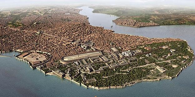 İstanbul'u 'Bizans'laştırma planı! Kongre düzenleyecekler