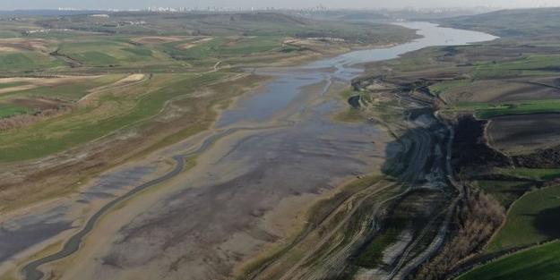 İstanbul'un barajlarındaki su miktarı 15 yılın en düşük seviyesinde