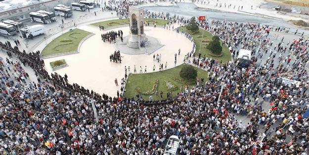 İstanbul'un en kalabalık ilçeleri belli oldu. İlk sırada Esenyurt ilçesi bulunmakta