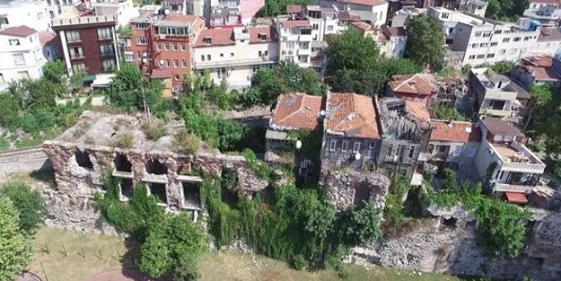 İstanbul'un kayıp sarayı Boukoleon, dünya mirası listesine alındı! Müptezellerin uğrak yeri olmuştu