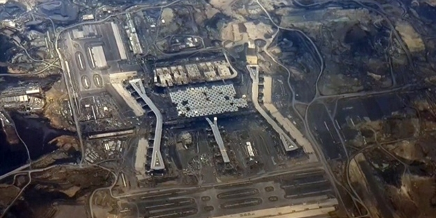 İstanbul'un yeni havalimanının ismi belli oldu